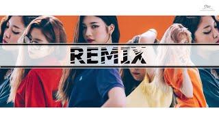 Red Velvet (레드벨벳) _ Dumb Dumb - (First Nuclo Remix) MV