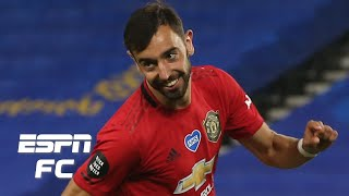 Is Man United's Bruno Fernandes the best midfielder post-lockdown? | ESPN FC Extra Time