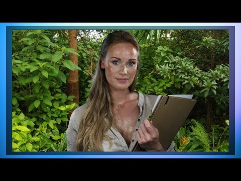 ASMR TARZAN AND JANE ROLE PLAY