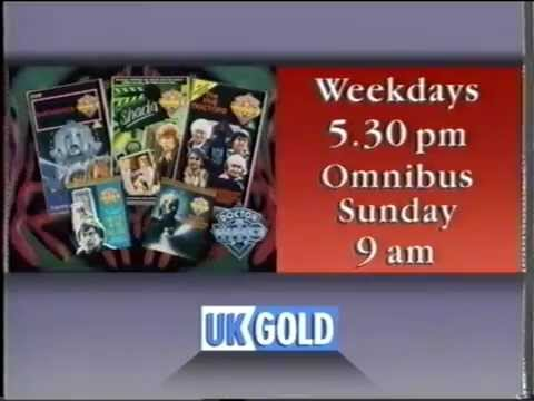 UK Gold - Advert - Doctor Who Audio and Video