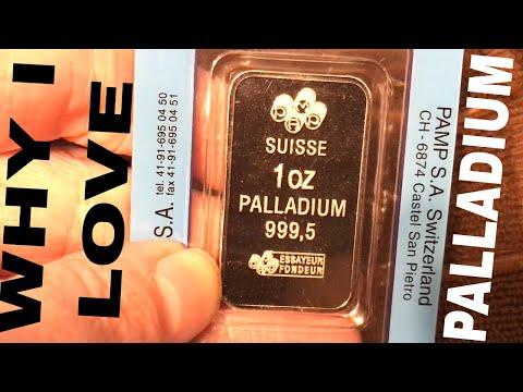 Why I Love Palladium