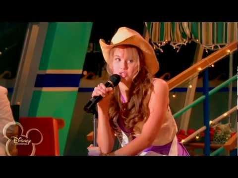 Debby Ryan (Baily Pickett) - Country Girl TSLOD HD