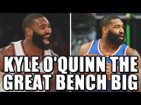 Kyle O'Quinn the New York Knicks and Smart NBA Contracting!