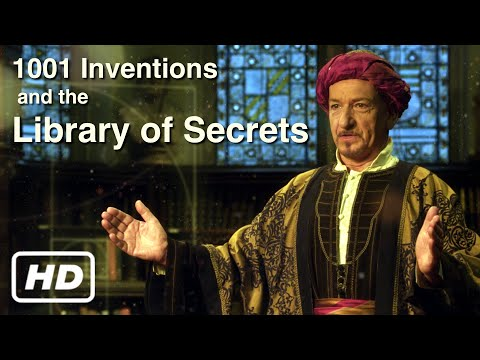 [HD EDITION] 1001 Inventions and the Library of Secrets - Sir Ben Kingsley (English)