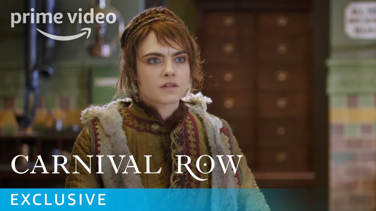 Carnival Row - Behind The Row: The Cast | Prime Video