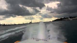 LSB Racing 2013 International Offshore Powerboat Race rear view