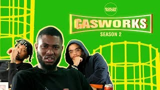 Osh chats why his Yé Is Different, record deals and does he have a bae? | GASWORKS thumbnail