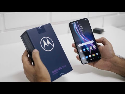 Motorola One Fusion+ Unboxing & Overview