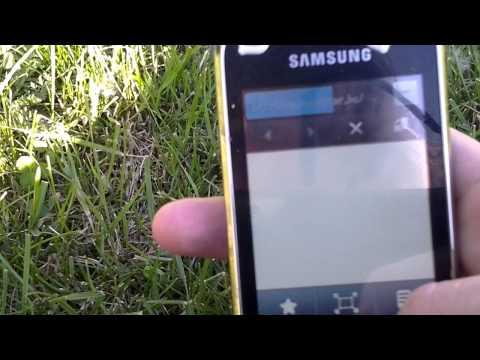 Comment mettre internet sur un Samsung rex 60
