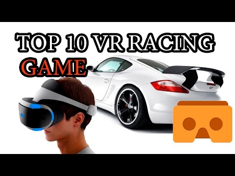 TOP 10 VR RACING GAME Android & IOS.