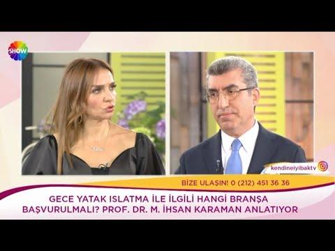 Prof. Dr. M. İhsan KARAMAN - Çocuklarda Gece Alt Islatma