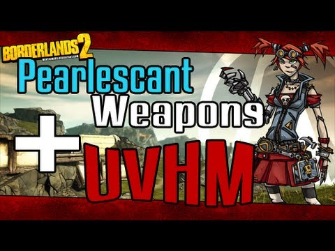 Borderlands 2 unlock weapon slots gibbed