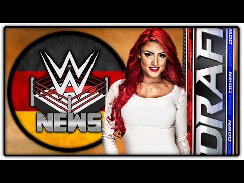Eva Marie: Von WWE nach Hollwood? WWE Draft 2017, und weiteres! (Wrestling News Deutsch/German)