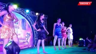andhra village girls | 5 Young Hot Girls DJ Folk Song