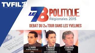 Le 7/8 Politique – Débat du second tour des régionales 2015