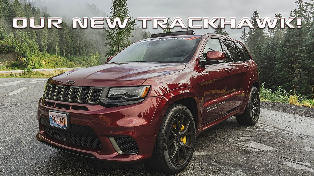 Best 1 4 Mile Runs In Our 2018 Jeep Grand Cherokee Trackhawk Yet