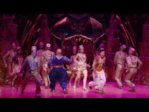 Aladdin On Stage Brisbane Today Preview