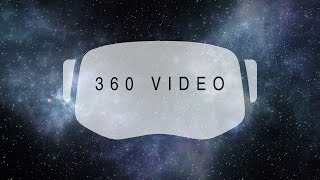 360 video Space Test