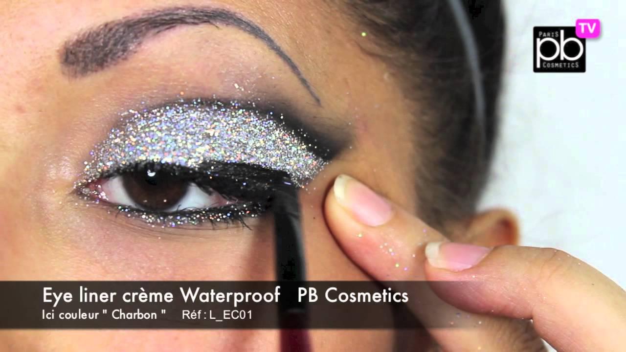 Assez Comment appliquer et utiliser les paillettes de maquillage ? - YouTube JF77
