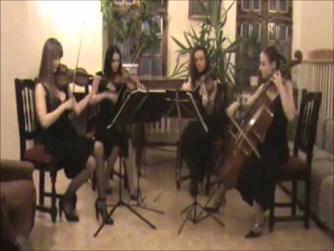 NYC female string quartet New York