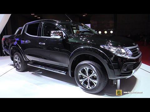 2017 Fait Fullback 2.4 Diesel Truck - Exterior and Interior Walkaround - 2016 Paris Motor Show