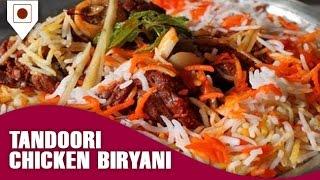 Lucknowi chicken biryani fry recipe easy cook with food junction lucknawi tandoori chicken biryani rec forumfinder Choice Image