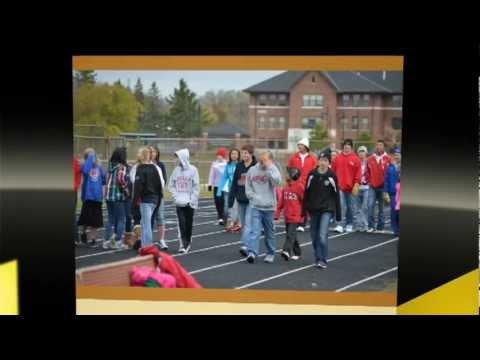 North Junior High School, St. Cloud, MN - 2011 Walk-A-Thon Fundraiser!
