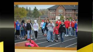 North Junior High School, St. Cloud, MN - 2011 Walk-A-Thon Fundraiser!