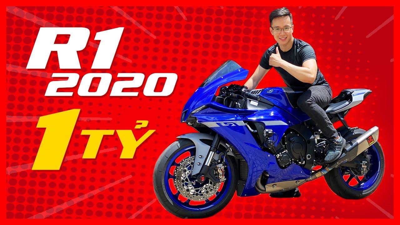 PKL - Trải nghiệm R1 Hổ mang 2020 (The 2020 Yamaha R1 test riding)