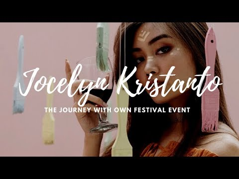 own festival - with jocelyn kristanto {remaked video from aditya}
