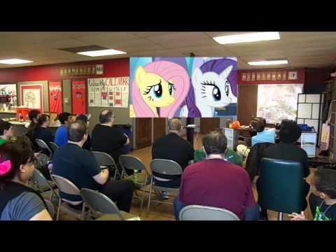 Houston Bronies Group: Bronies React Season 6 Premiere