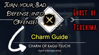 Ghost Of Tsushima | Charm Of Kagu-Tsuchi Location And Recommendation!