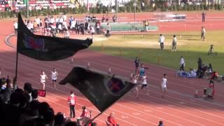 港九區D1中學學界田徑賽 2014-2015 BB 200m (Final)