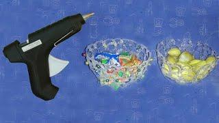glue gun amazing crafts_art from hot glue gun/glue gun hacks_gule gun decor ideas