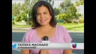 Alerta Del Tiempo -- Univision San Diego Highlights the South Bay Family YMCA