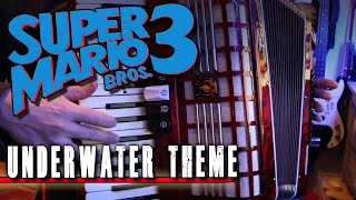 Super Mario Bros 3 - Underwater theme cover by @BG Ollie