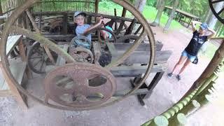 VLOG Станьково Партизанский лагерь Познавательное видео для детей Часть 3