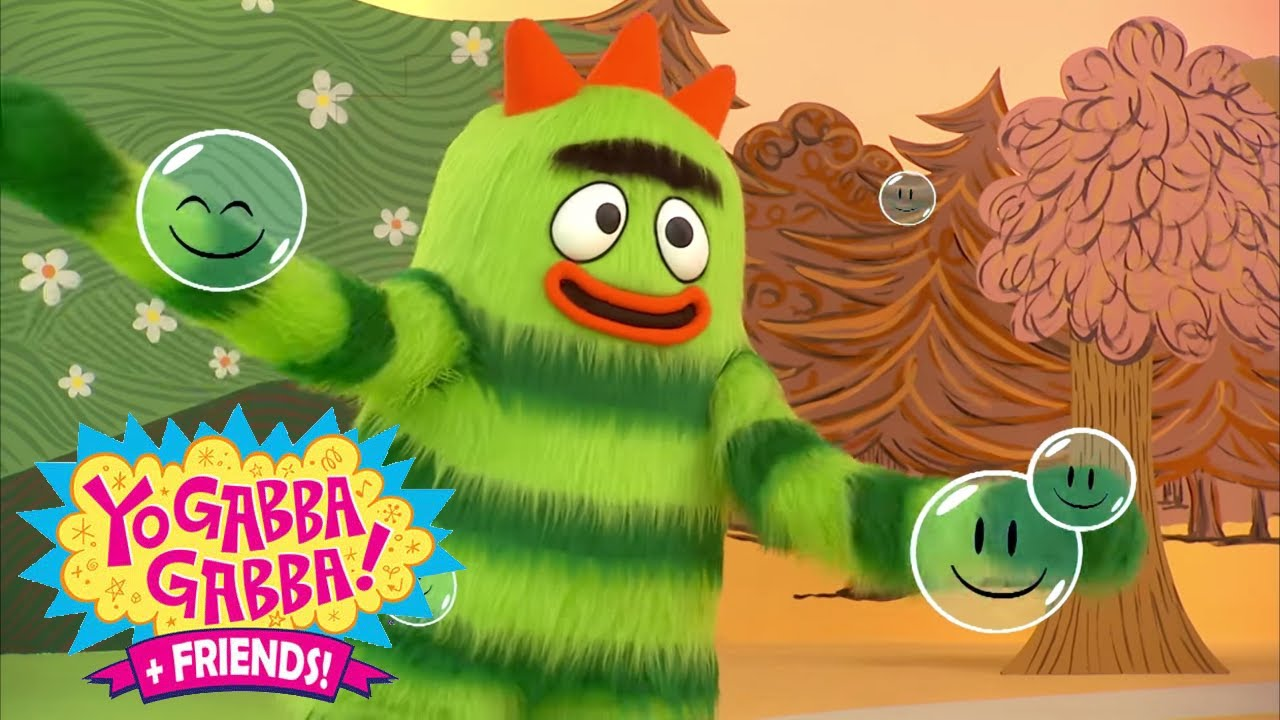 yo gabba gabba Shop the best selection of yo gabba gabba giant wall decals at birthdayexpresscom - the ultimate party store for kids birthday party supplies.