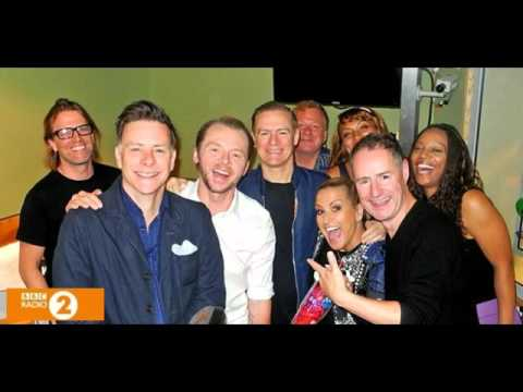 You Can't Always Get What You Want - Anastacia Live BBC Radio 2