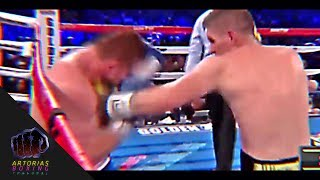 If Liam Smith did this what Gennady GGG Golovkin would do? #CaneloGGG