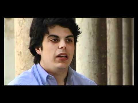 Interviste agli studenti del Conservatorio di Musica di Verona: Andrea Battistoni