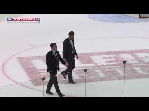 Erste Bank Eishockey Liga 17/18, 3. Runde: Graz 99ers - Black Wings Linz 2:3