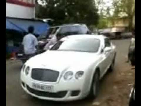 Most Expensive Car In Kerala Bentley Continental Gt