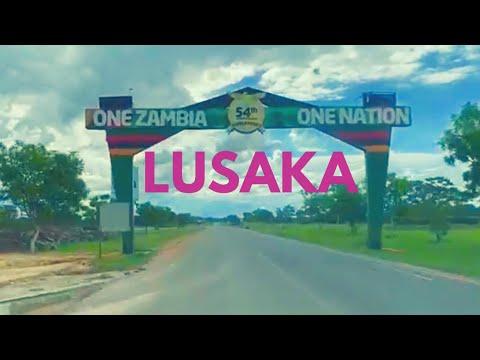 Work Trip to Lusaka 4K