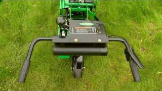 Ryan® Jr. Sod Cutter for Comfortable, Precise Sod Cutting