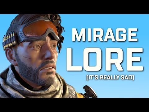 Mirage's Full Backstory - The True Stories Behind Every Character In Apex Legends - Part 3
