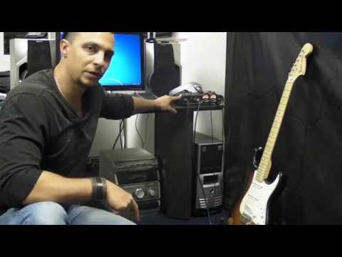 Audio Recording/How I Record My Guitars (Reaper/Guitar Rig) Tutorial