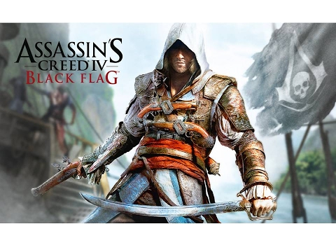 Assassin's Creed 4: Black Flag Title Intro [HD] - YouTube