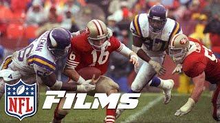 #9 '87 Vikings Beat Joe Montana & the 49ers | NFL Films | Top 10 Upsets