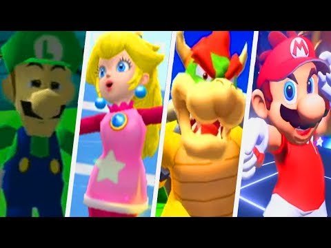 Download Youtube: Evolution of Super Mario Sports Games (1995 - 2018)